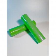 Lipnios kainos, akcijos etikėtės 3,5 x 5 cm rankiniam prekių markiravimui,žalia spalva