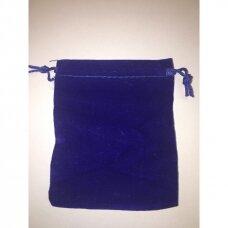 10 x 12 cm Dovanu pakavimo maišeliai iš aksomo - juvelyrikos, bižuterijos papuošalams.