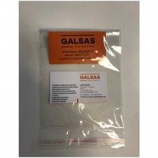 Užklijuojami maišeliai CPP 150 x 200 mm + 40 мм - su lipnia juostele be skylutes pakabinimui.