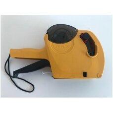 Prekių markiratorius vienos juostos  KEYIDE MX5500 (geltonas)