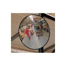 Sferinis sieninis veidrodis SFR-45 patalpų stebėjimui, skersmuo 45 cm.